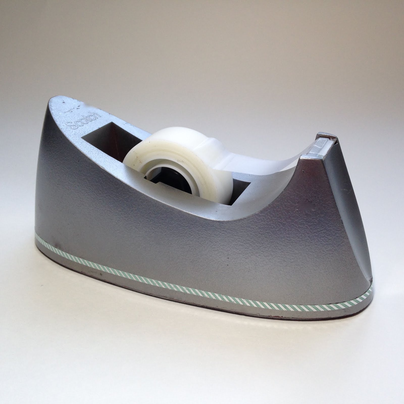 Makeover the Old Tape Dispenser
