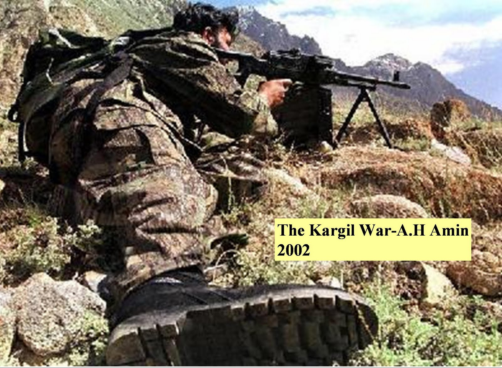 pakistan india and the kargil war politics essay • kargil was india's first televised war india dexterously made use  abad has concluded that the use of pakistani troops in kargil invited political failure.