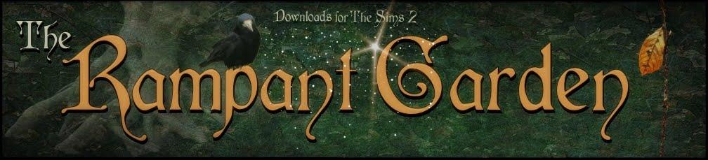 The Rampant Garden Sims 2