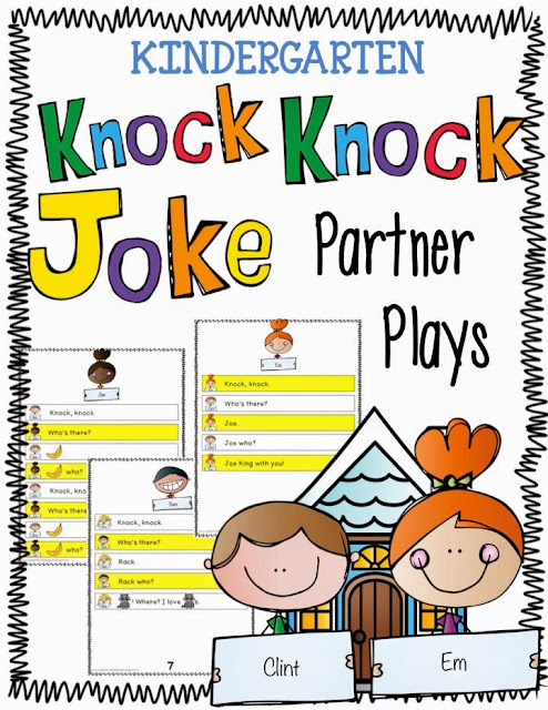 https://www.teacherspayteachers.com/Product/Kindergarten-Readers-Theater-Knock-Knock-Joke-Partner-Plays-1755930