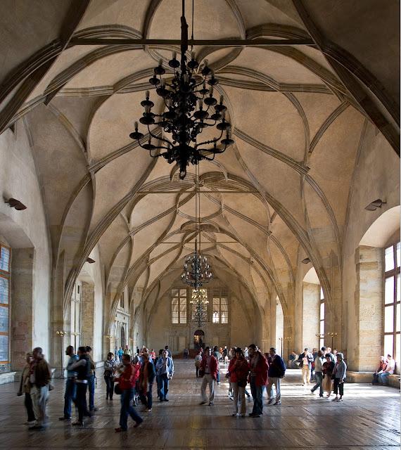palazzo reale praga