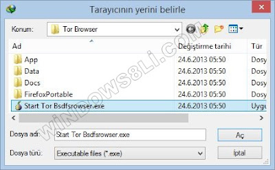 Tor Browser İDM