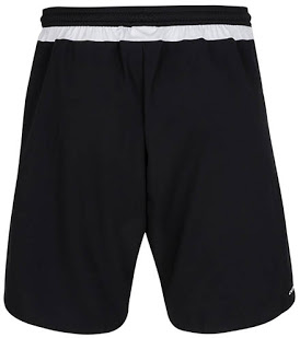 Celana bola warna hitam Southamton home musim 2015/2016