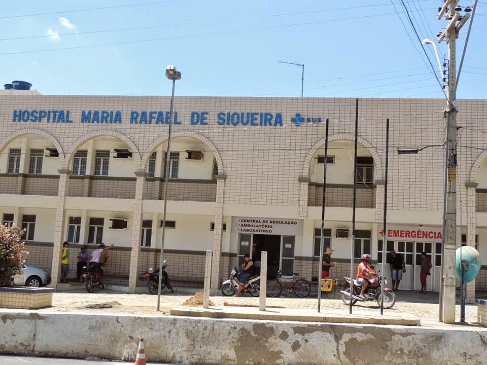 S.J.EGITO : ' EM CASA NOVA. O HOSPITAL MARIA RAFAEL DE SIQUEIRA, NA ANTIGA CLIPSII II''