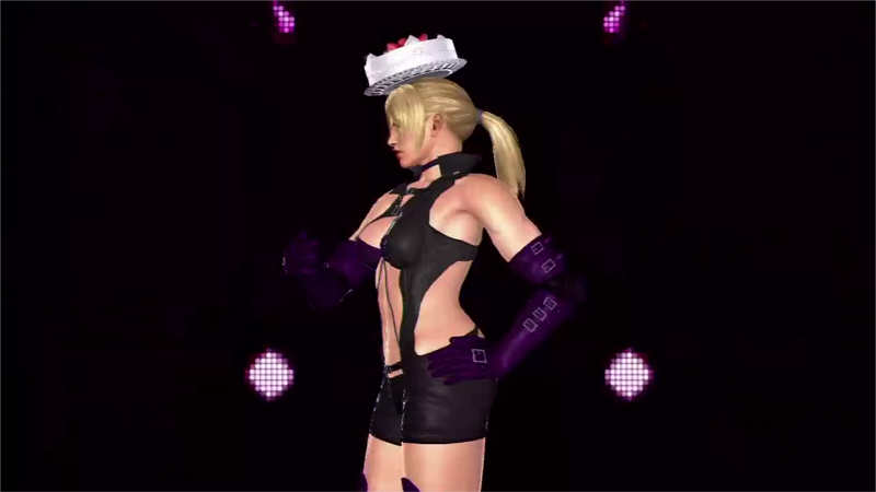 Nina Williams TTT2 Item Moves
