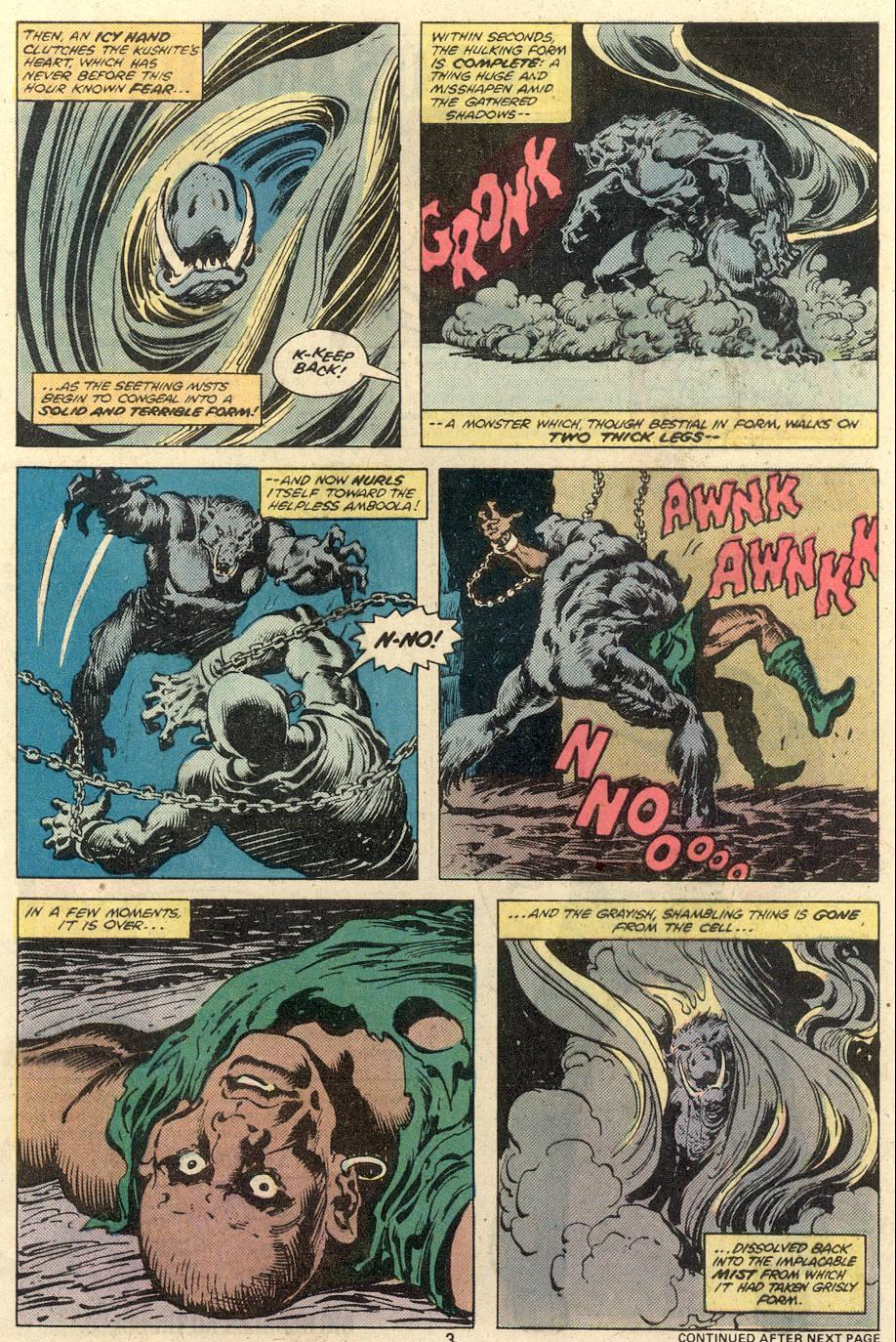 Conan the Barbarian (1970) Issue #106 #118 - English 4