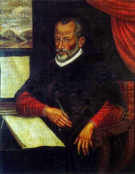 The 15 Greatest Classical Composers Of All Time - Giovanni Pierluigi da Palestrina (1525 – 1594)