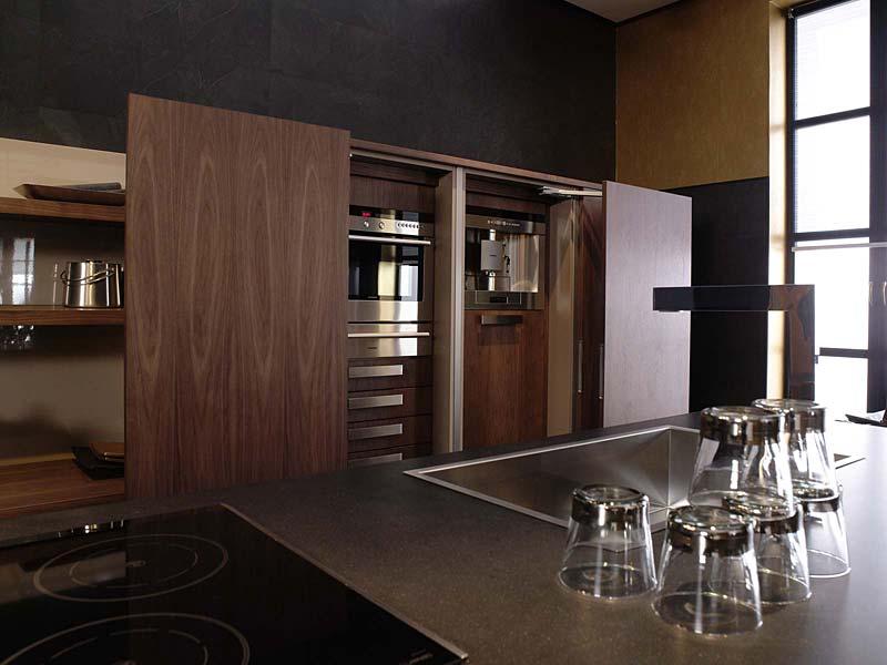 Gamadecor kitchens with their own style porcelanosa - Porcelanosa cocinas catalogo ...