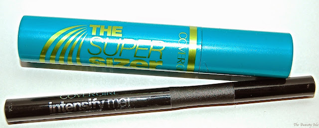 Covergirl The Super Sizer Mascara & Intensify Me Eyeliner