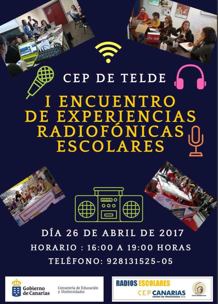 I Encuentro de Experiencias Radiofónicas Escolares