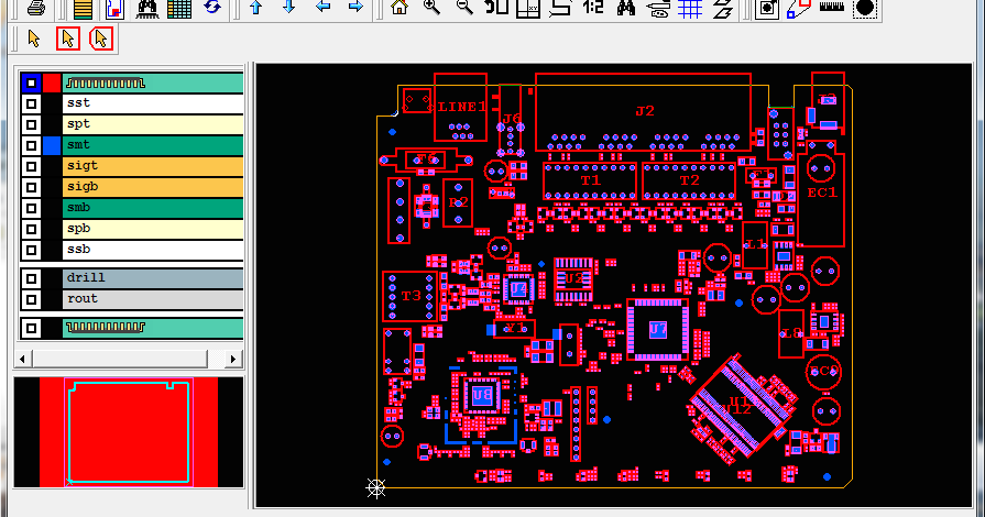 pcb layout guidelines for emc