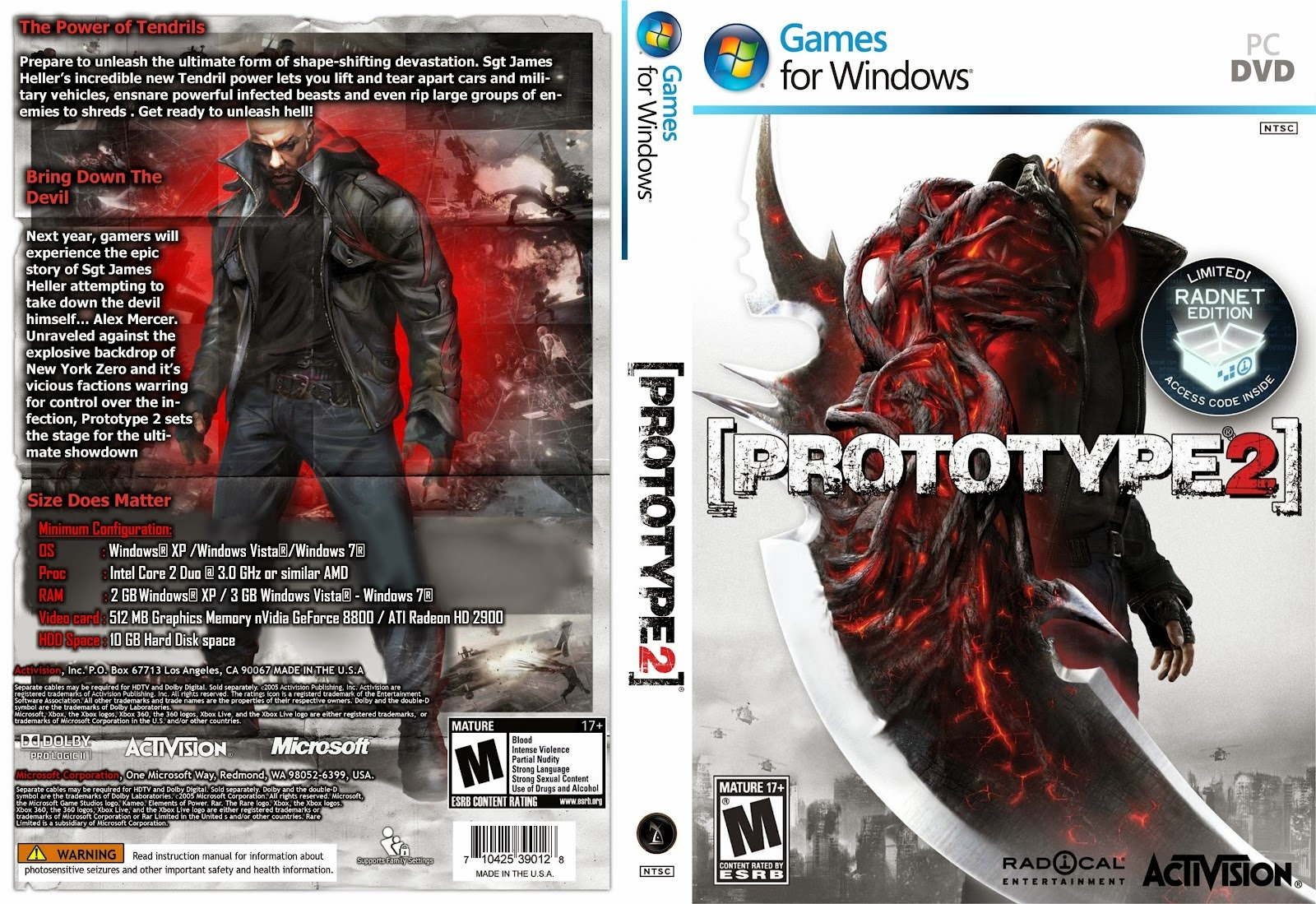 crack for prototype 2 pc game
