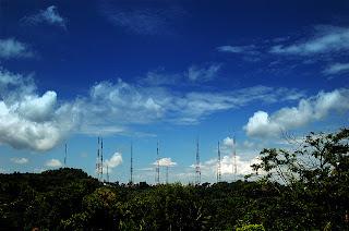 Digital Terrestrial Television (DTTV / DTT) Transmitter Antenna