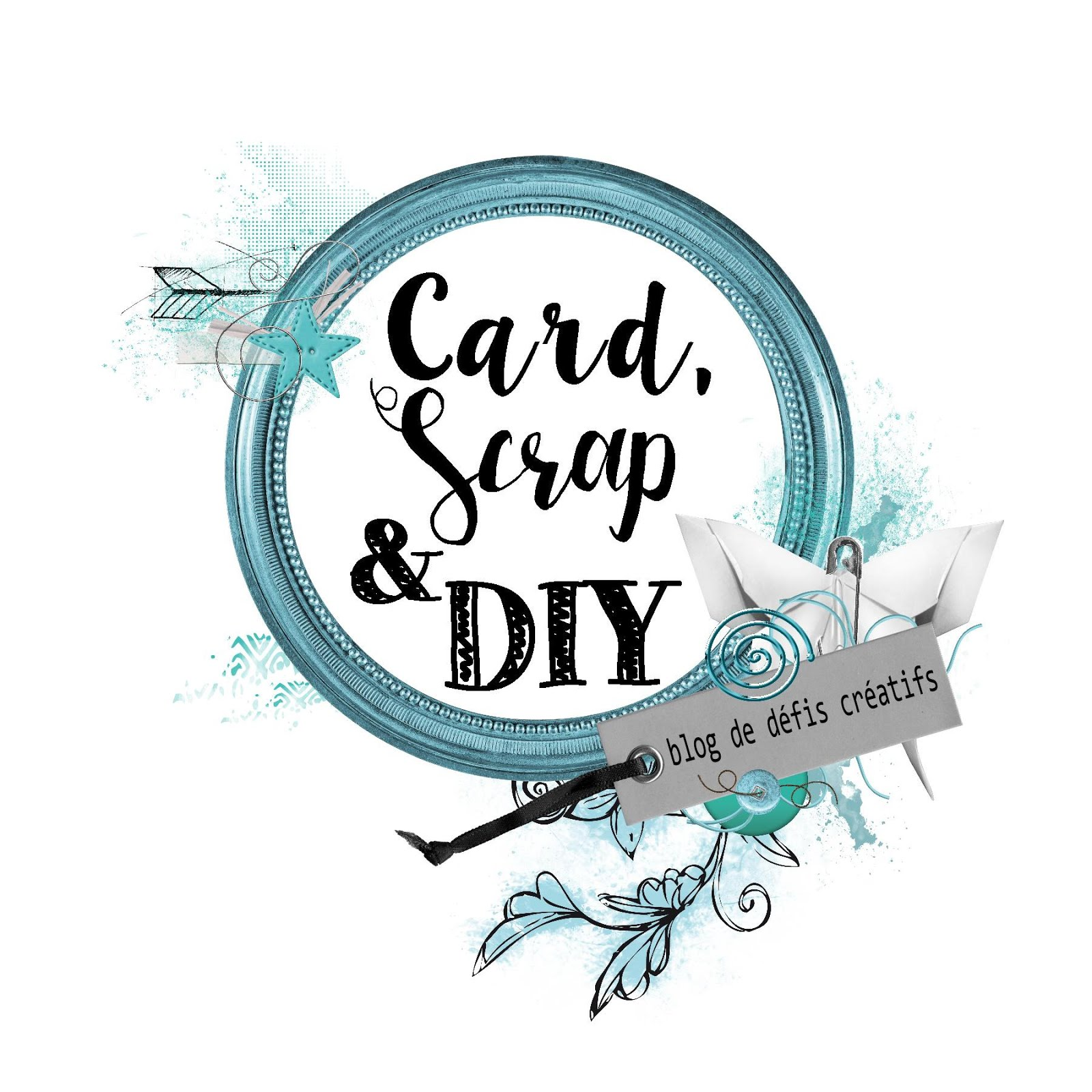Card Scrap and DIY