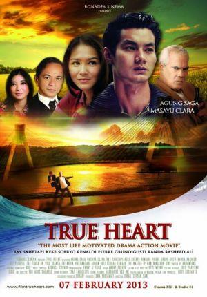 True Heart 2013 di Bioskop