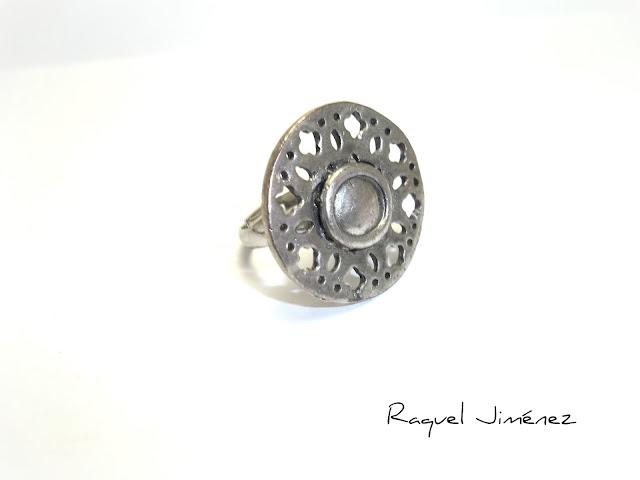 anillo romano arde lucus