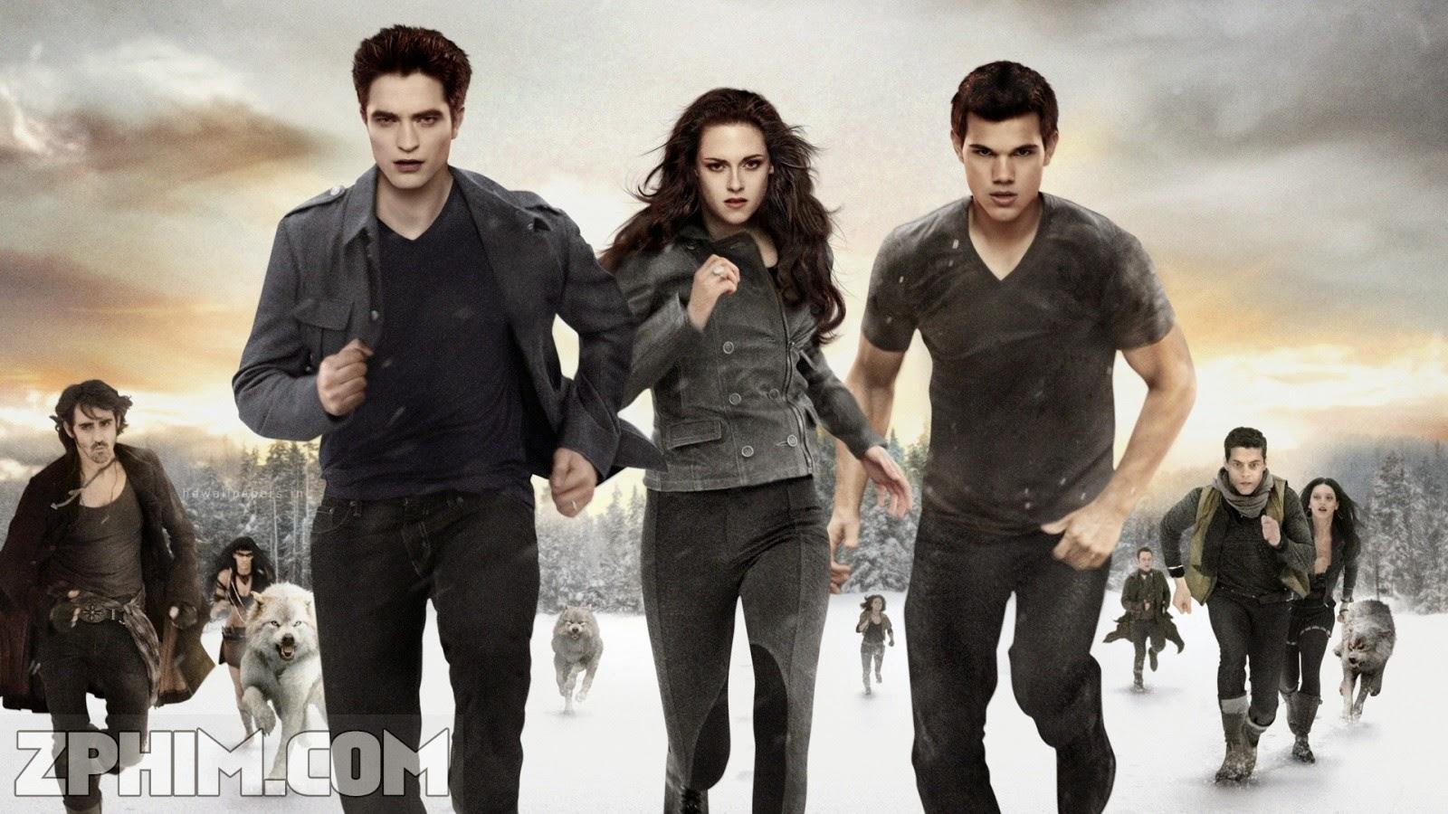 Ảnh trong phim Hừng Đông 2 - The Twilight Saga: Breaking Dawn - Part 2 3