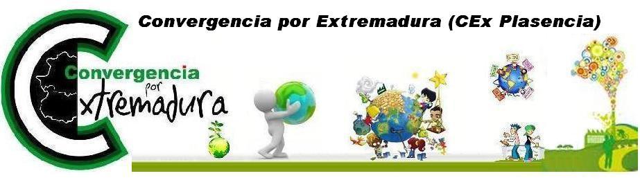 Convergencia por Extremadura (CEx Plasencia)