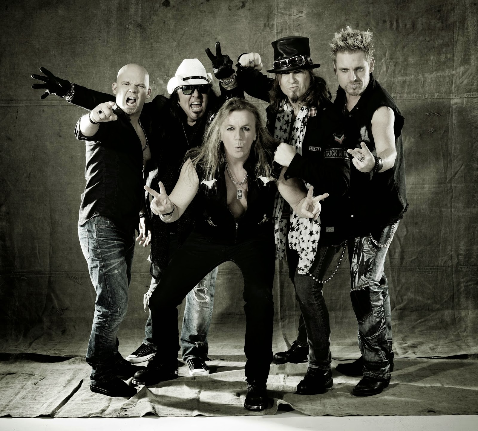 pretty maids - band