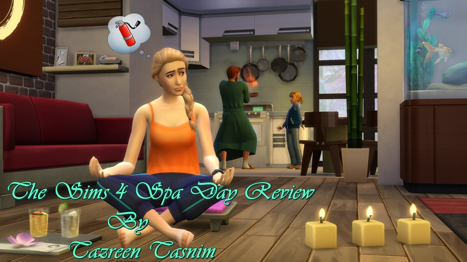 Tazreen's The Sims 4 Reviews