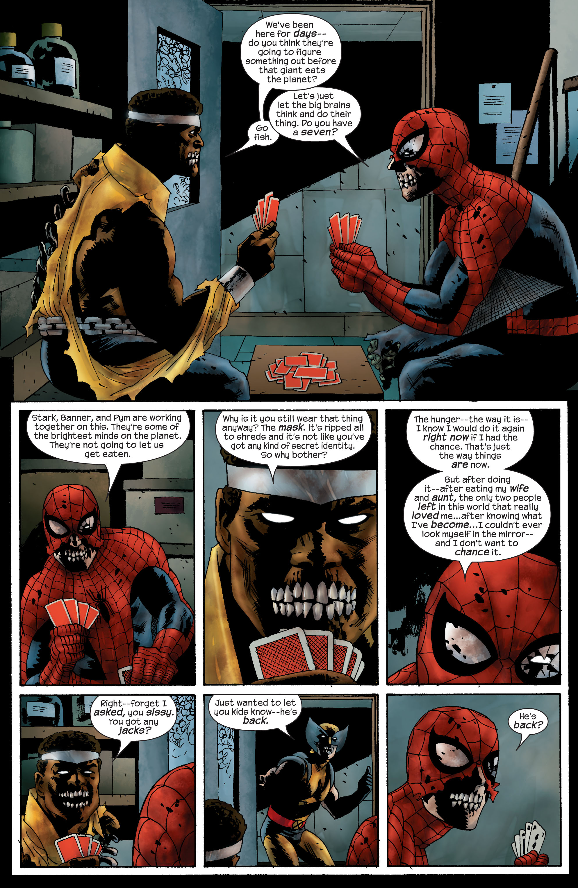 Marvel Zombies (2006) Issue #4 #4 - English 14