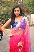 Priyanka photos in saree-thumbnail-9