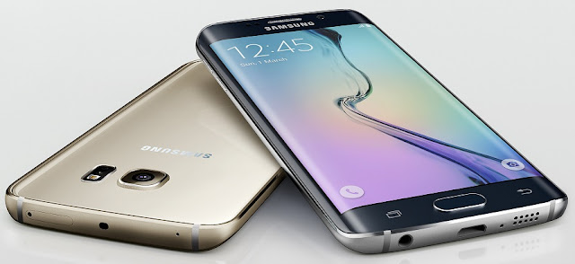 Samsung Galaxy S6 Edge - SM-G925i
