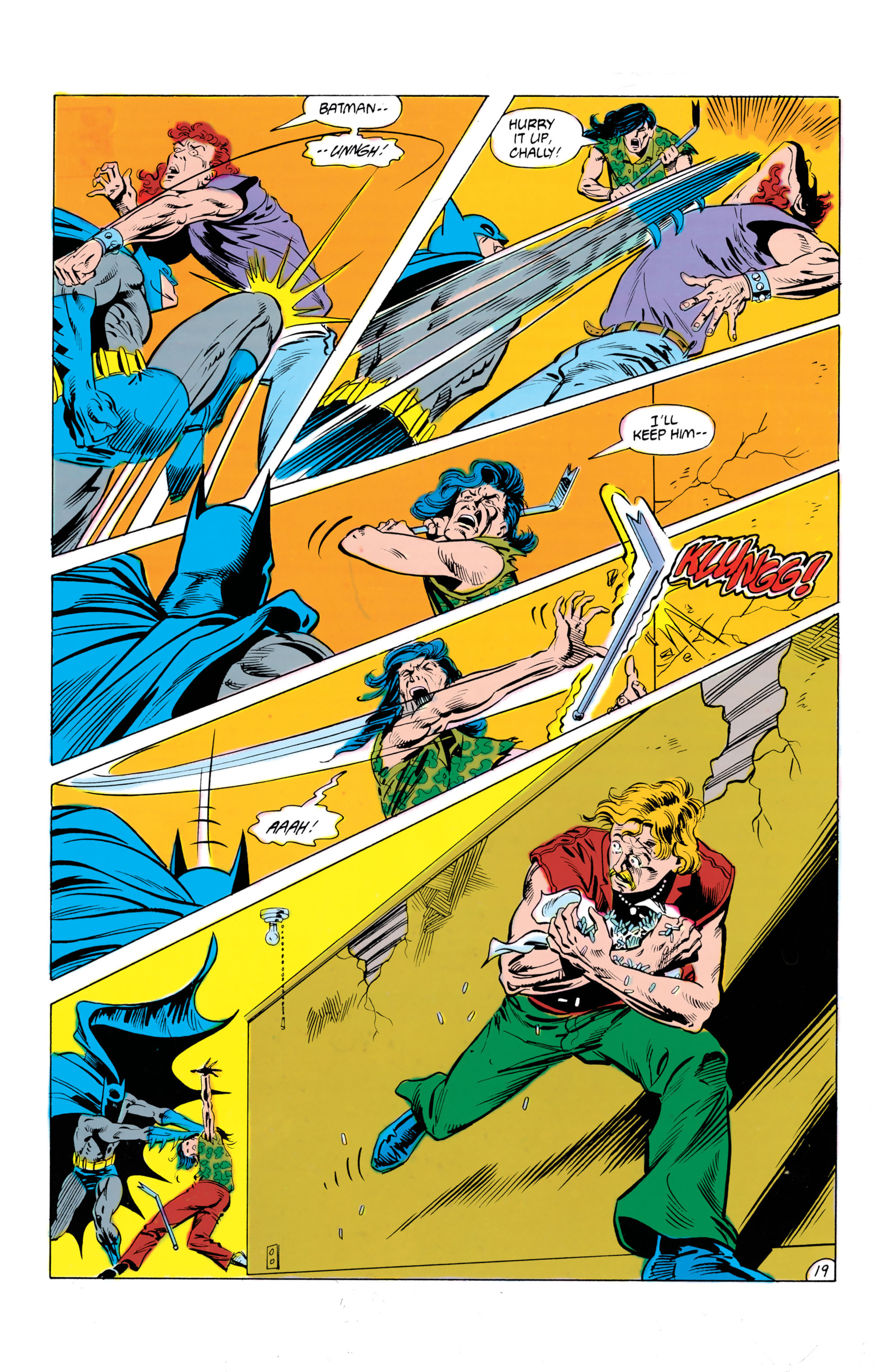 Detective Comics (1937) Issue #583 Page 20