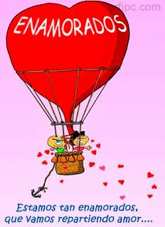 Frases De Amor: Estamos Tan Enamorados Que Vamos Repartiendo Amor