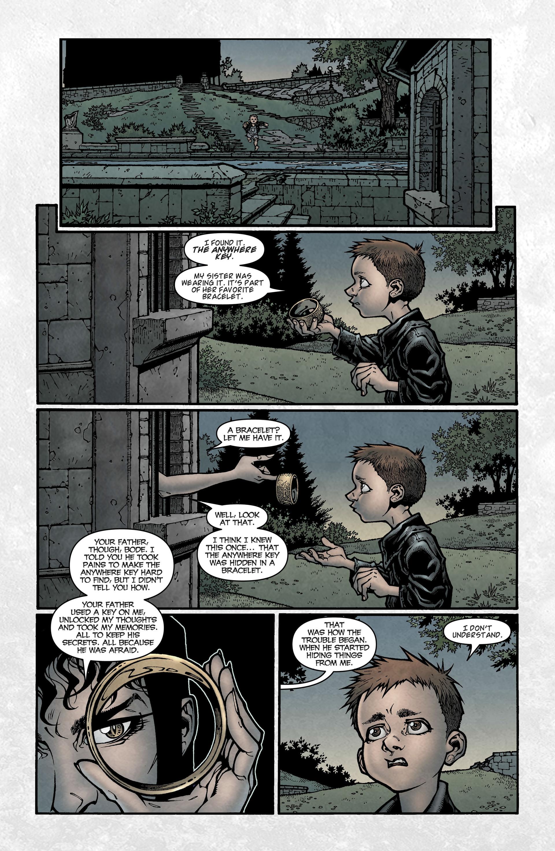 Locke & Key (2008) Issue #6 #6 - English 16