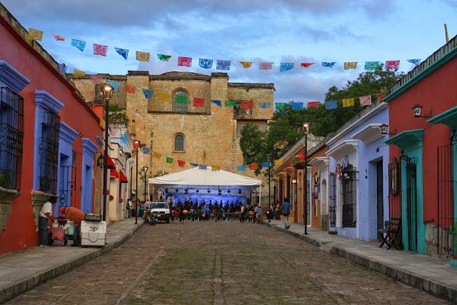 music band oaxaca mexico