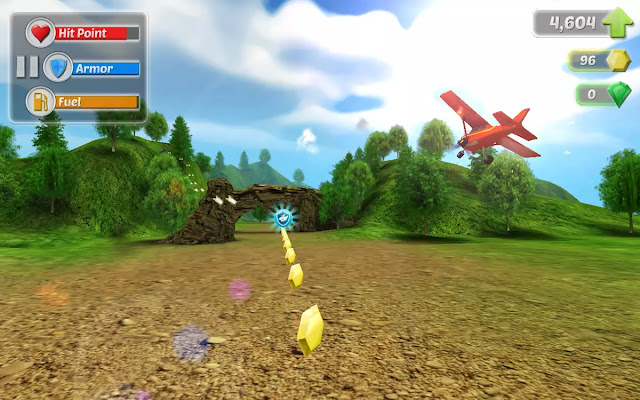 Wings on Fire - Endless Flight v1.25 Apk For Android