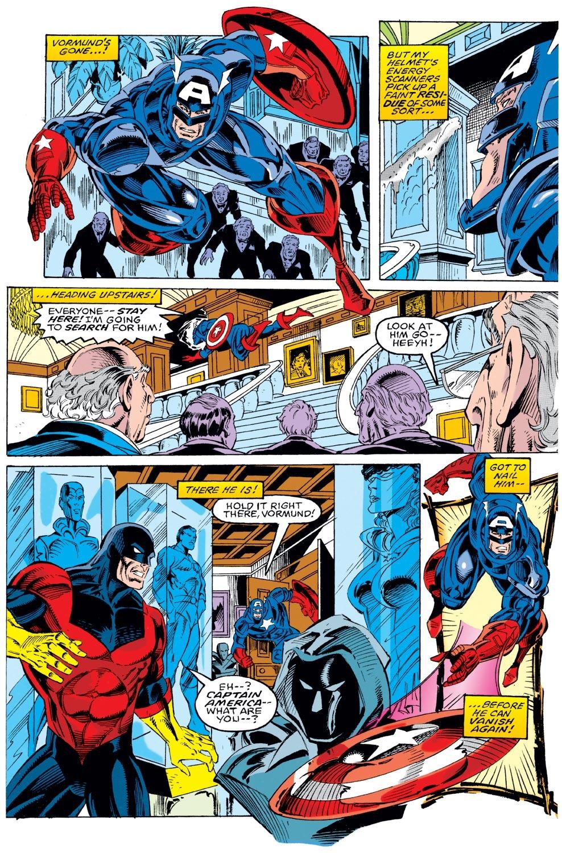 Captain America (1968) Issue #442 #396 - English 16