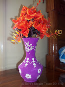 My Work- Flower Vases