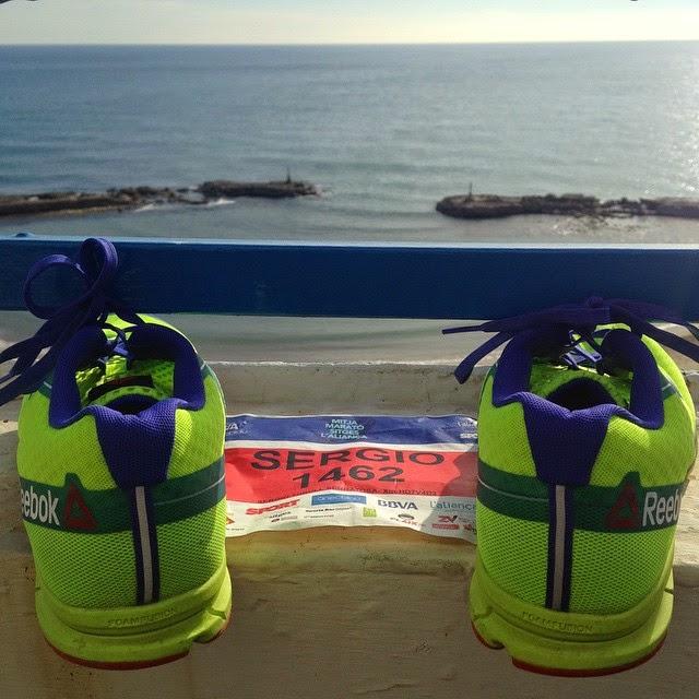 mitja marato sitges 2015 dorsal reebok