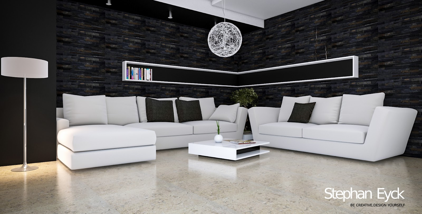 Design interior living room apartament galati - Intorio dijayin ...