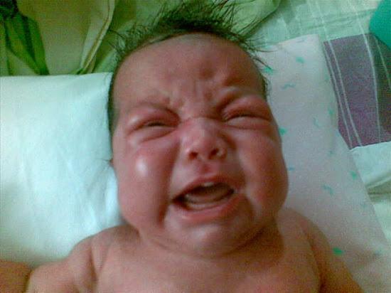 Que significa soñar con llanto de bebe