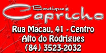 LOJA CAPRICHO