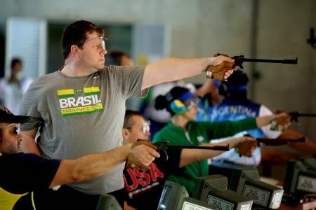 Seleção brasileira disputa Aberto Internacional de Tiro Paradesportivo na Alemanha - Foto: Reprodução/ CPB