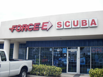Dive Shop Force-E SCUBA