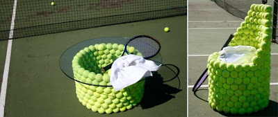 Creative and Cool Ways To Reuse Old Tennis Balls (30) 2