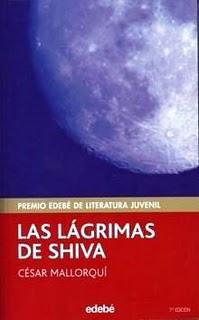¿Qué estáis leyendo? - Página 2 Las+Lagrimas+De+Shiva