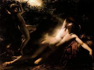 El somni d'Endimió (Anne-Louis Girodet de Roussy-Trioson)