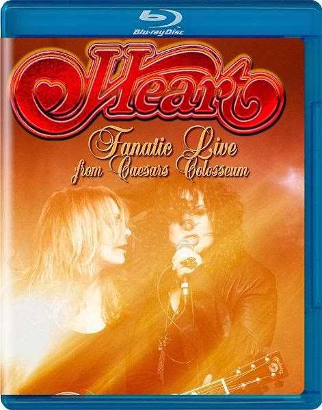 Heart Fanatic Live From Caesars Colosseum (2014) m720p BDRip 2.7GB mkv AC3 5.1 ch