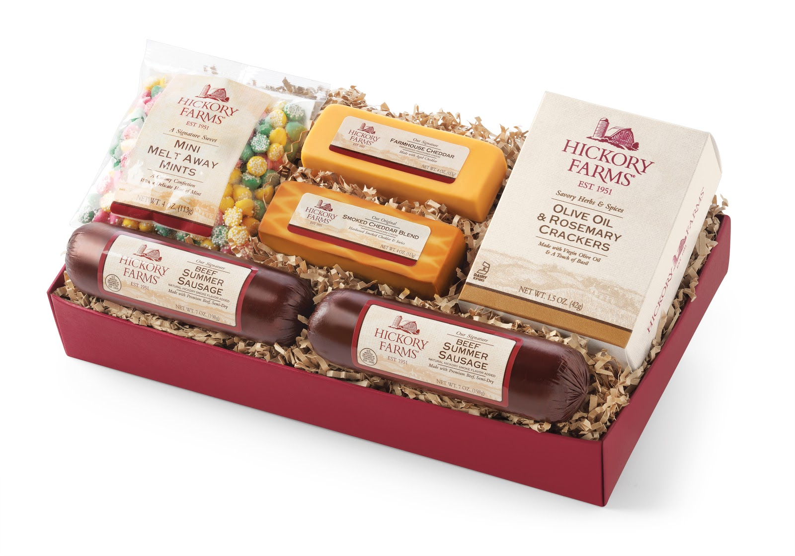Lazy Budget Chef: Hickory Farms Giveaway