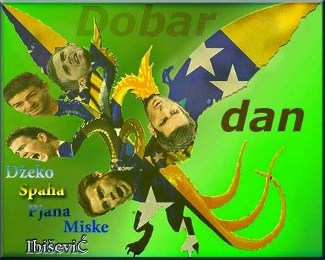 dobar dan bosanski zmaj