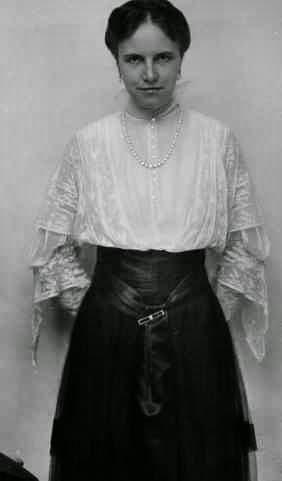 Princesse Adalbert de Prusse 1891-1971-Saxe-Meiningen
