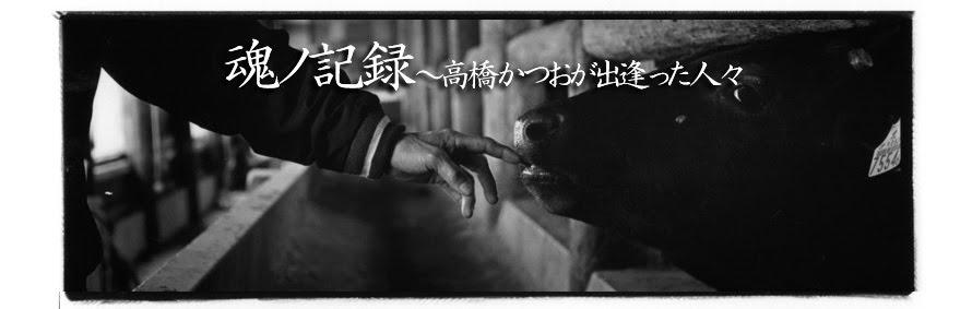 魂ノ記録~高橋かつおが出逢った人々