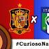 #CuriosoNaCopa: E agora? Espanha ou Itália?