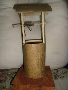 Pozo en Bambu